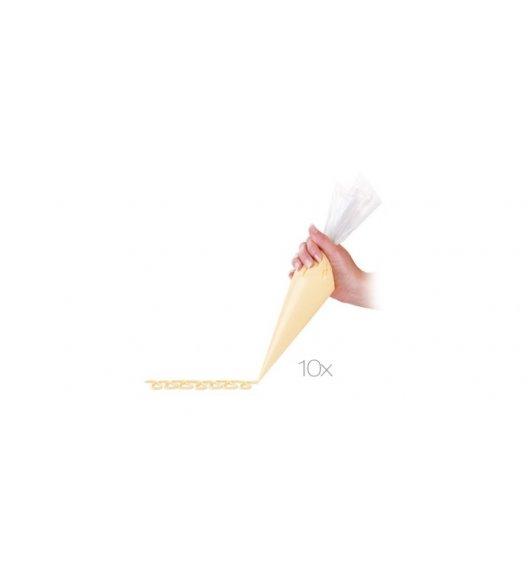 WYPRZEDAŻ! TESCOMA DELICIA Rękaw cukierniczy 30 cm / 10 sztuk / ZOBACZ FILM.