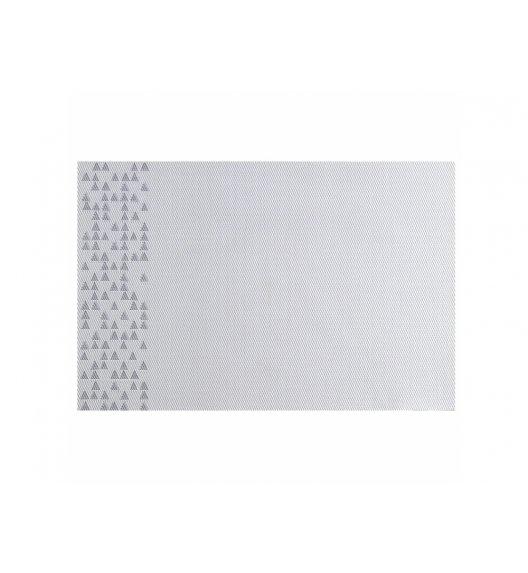 AMBITION NORDIC  Podkładka na stół 45 x 30 cm szara / skandynawski styl