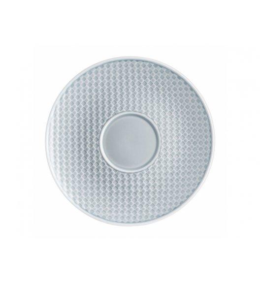 AMBITION NORDIC Spodek pod filiżankę 15,5 cm / niebieski / porcelana