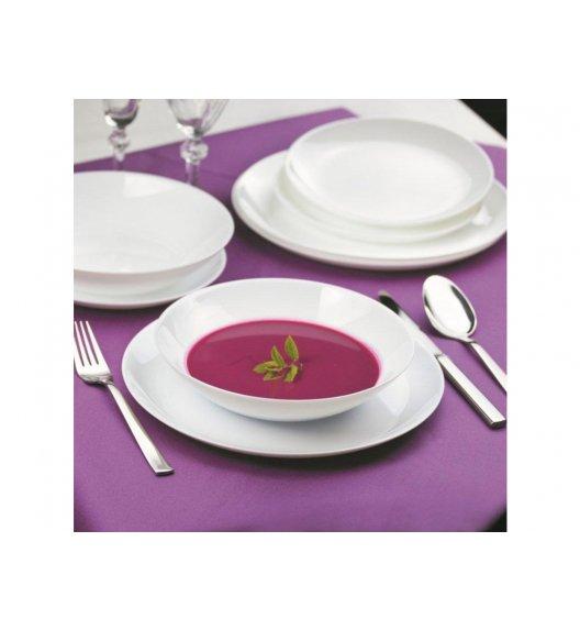 AMBITION VALENCIA Serwis obiadowy 18 elementów dla 6 osób / Szkło / 10788