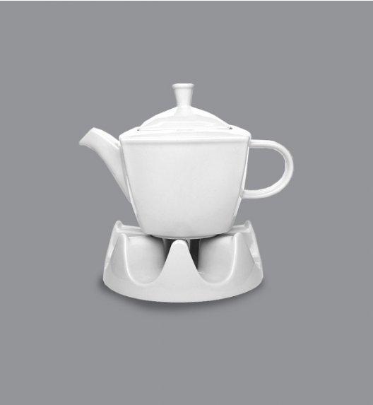 LUBIANA VICTORIA Czajnik 1 l + podgrzewacz / porcelana