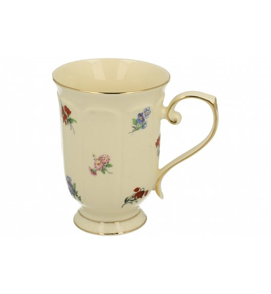 DUO ENGLAND Kubek na stopce 450 ml / porcelana