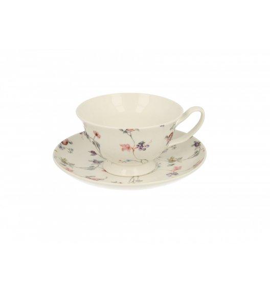 DUO SAFA Filiżanka ze spodkiem 200 ml / porcelana wysokiej jakości