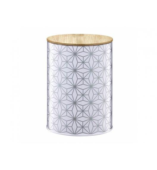 AMBITION GALAXY Puszka 1,2 l z bambusowym wieczkiem / styl skandynawski / 29588