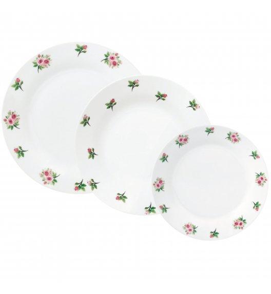 TADAR AURA Serwis obiadowy 18 elementów dla 6 osób / ceramika