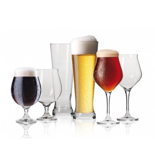 KROSNO BREWERY Zestaw do piwa 6 el / szkło najwyższej jakości