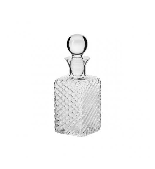 KROSNO VINTAGE Karafka do whisky 500 ml / ręcznie formowane / szkło najwyższej jakości