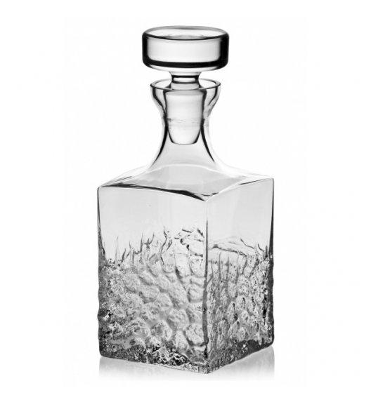 KROSNO TEROSO Karafka do whisky 550 ml / ręcznie formowane / szkło najwyższej jakości