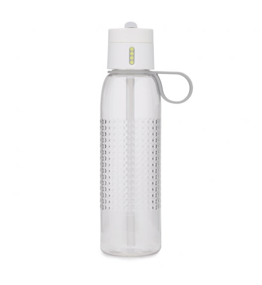 JOSEPH JOSEPH DOT Butelka na wodę 750 ml / biała / Btrzy