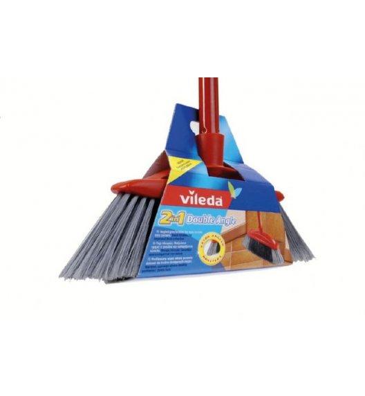 VILEDA® 2w1 Szczotka profilowana + trzon / 128862 / DELHAN