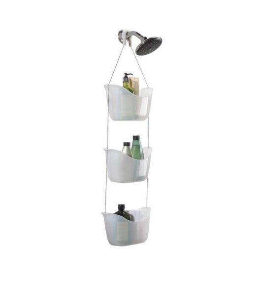 UMBRA BASK SHOWER Organizer pod prysznic 27,9 cm / biały / Btrzy