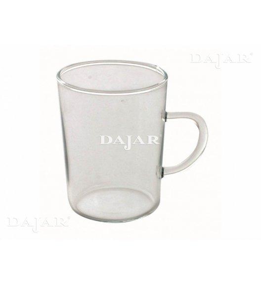 AMBITION VESTA Komplet 6 szklanek 220 ml / szkło / 32971