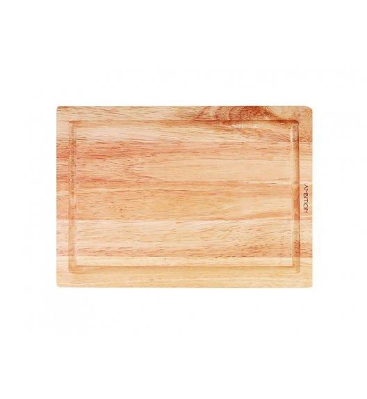 AMBITION PAPAYA Deska do krojenia 35 x 25 x 1,8 cm / brązowa / 29251