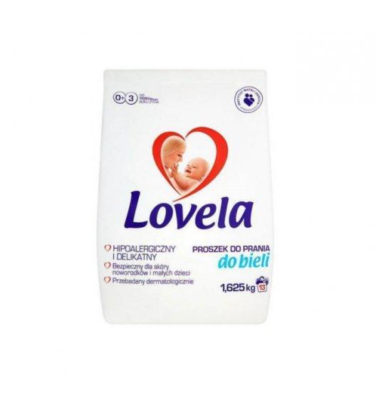 LOVELA Hipoalergiczny proszek do prania białego 1,6 kg / 13 prań