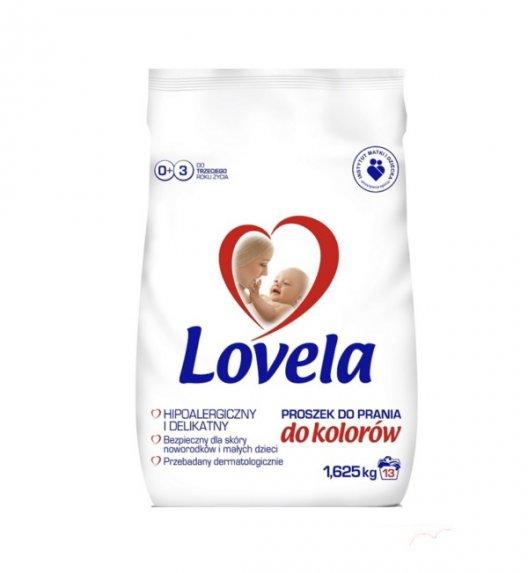 LOVELA Hipoalergiczny proszek do prania koloru 1,6 kg / 13 prań