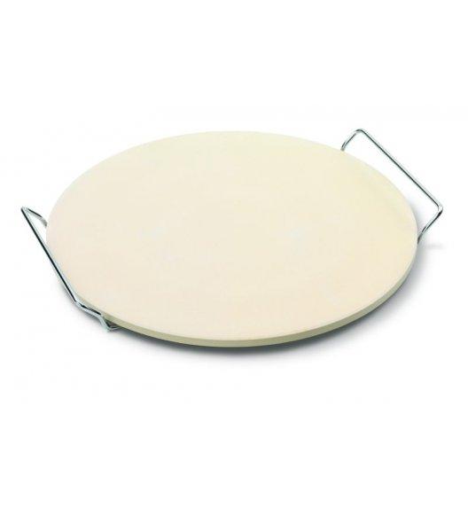 JAMIE OLIVER Kamień do pieczenia pizzy Ø33 cm + taca do serwowania / Btrzy