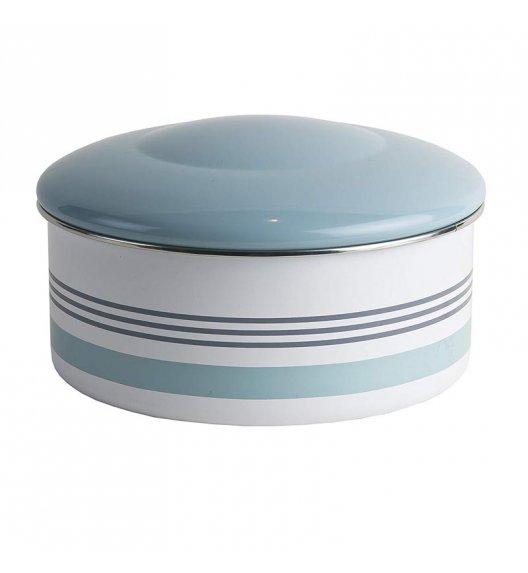 JAMIE OLIVER VINTAGE Pojemnik kuchenny na ciasto 23 x 12 cm / wysoka jakość / stal / Btrzy
