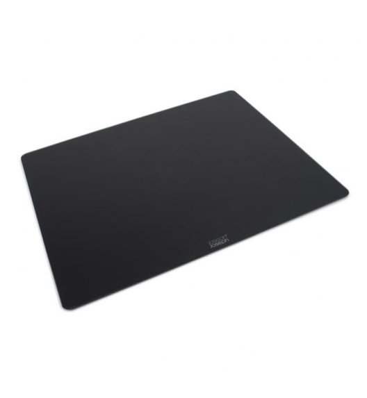 JOSEPH JOSEPH Prostokątna deska do krojenia 40 x 50 cm / czarna / szkło / Btrzy