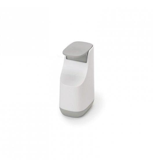 JOSEPH JOSEPH SLIM Pojemnik na mydło z dozownikiem 0,35 l / szary / tworzywo sztuczne / Btrzy