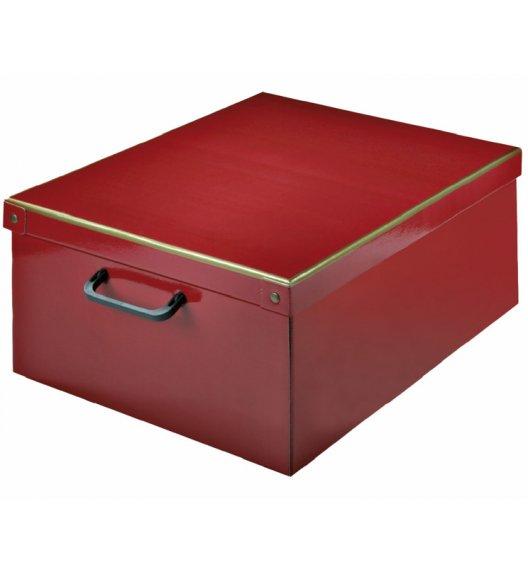 LAVATELLI BORDO Pudełko ozdobne do przechowywania 40 x 50 cm / Wyprodukowano we Włoszech / KAMAI