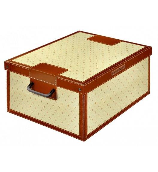 LAVATELLI KREM Pudełko ozdobne do przechowywania 40 x 50 cm / Wyprodukowano we Włoszech / KAMAI