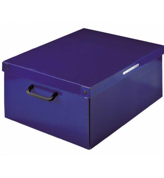 LAVATELLI GRANAT Pudełko ozdobne do przechowywania 40 x 50 cm / Wyprodukowano we Włoszech / KAMAI