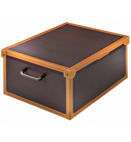 LAVATELLI GRAFIT Pudełko ozdobne do przechowywania 40 x 50 cm / Wyprodukowano we Włoszech / KAMAI
