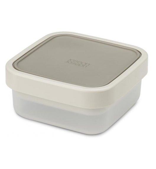 JOSEPH JOSEPH GoEat Lunch Box na sałatki 15 cm / szary / tworzywo sztuczne / Btrzy