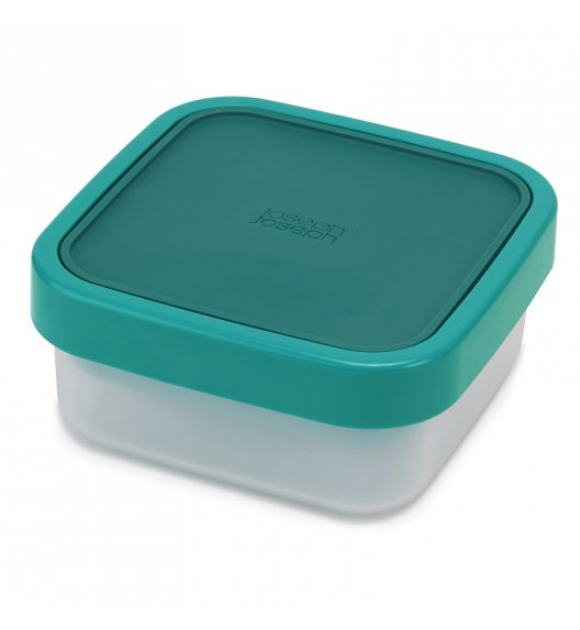 JOSEPH JOSEPH GoEat Lunch Box na sałatki 15 cm / turkusowy / tworzywo sztuczne / Btrzy