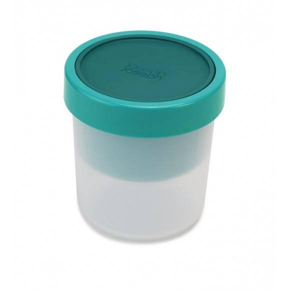 JOSEPH JOSEPH GoEat Lunch Box na zupę 17,4 cm / turkusowy / tworzywo sztuczne / Btrzy
