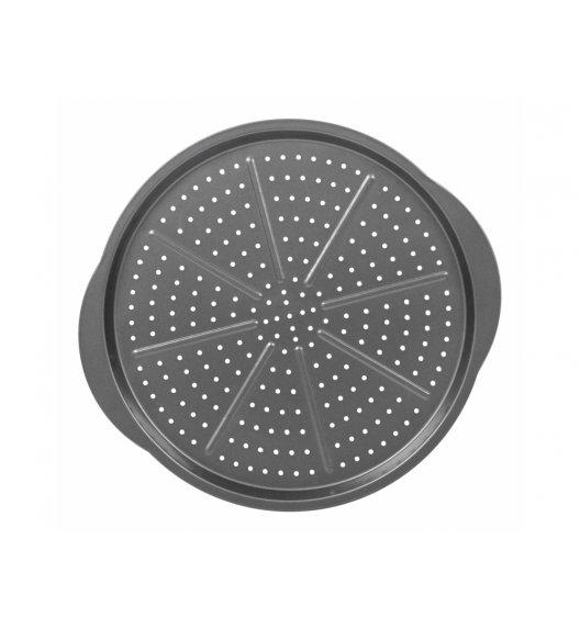 AMBITION LUKRECJA Forma do pizzy Ø35,5 cm / czarna / stal / 69938