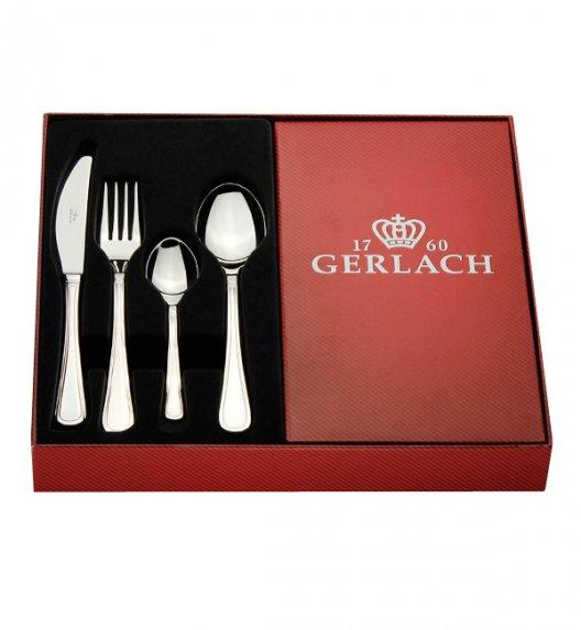 Gerlach Antica Sztućce Komplet 36 el (24+dodatki) pudełko / 6 osób / połysk