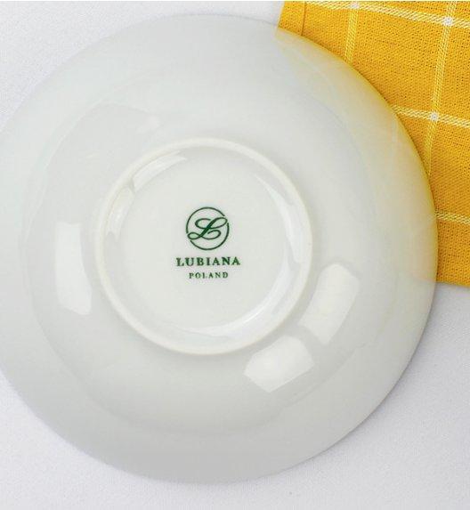 LUBIANA BOSS Serwis obiadowo - kawowy 32 el / 6 osób / porcelana