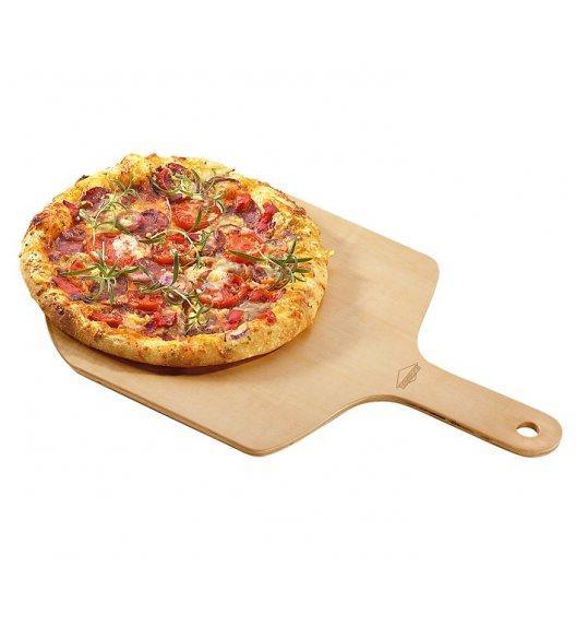 WYPRZEDAŻ! KUCHENPROFI Drewniana łopata do pizzy 29 x 45 cm / FreeForm