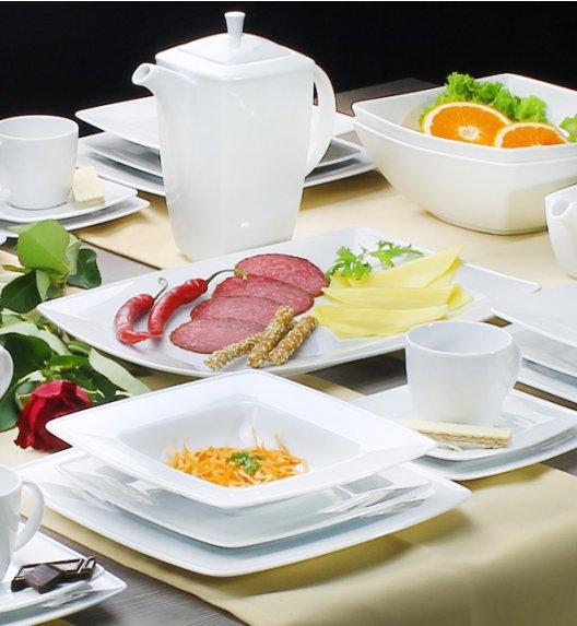LUBIANA VICTORIA Serwis obiadowo-kawowy 118 el TG / 12 osób + GRATIS! 49 ZŁ