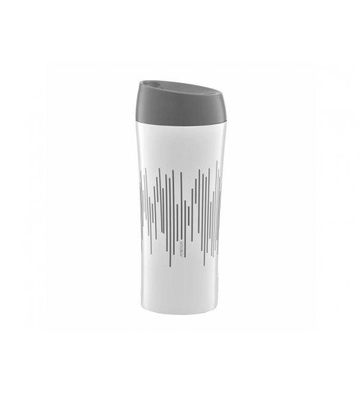 AMBITION GLAMOUR Skyline Kubek termiczny 400 ml / srebrny / stal nierdzewna / 99551