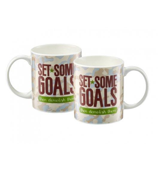 AMBITION INSPIRE Kubek 350 ml / set some goals / porcelana / 63478