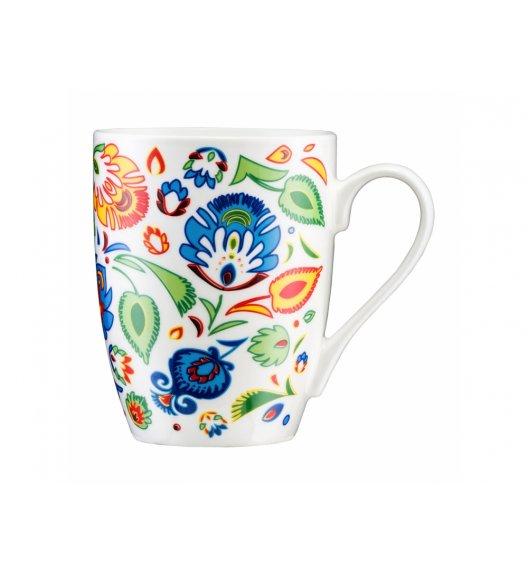 AMBITION FOLK Kubek 350 ml / Porcelana / 63574