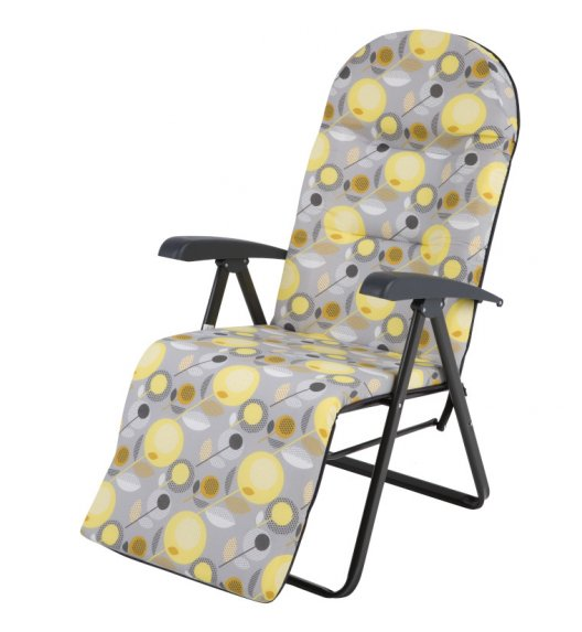 PATIO GALAXY PLUS Fotel / krzesło ogrodowe z podnóżkiem / G031-06PB