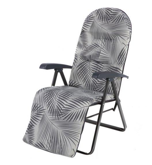 PATIO GALAXY PLUS Fotel / krzesło ogrodowe z podnóżkiem / G030-06PB