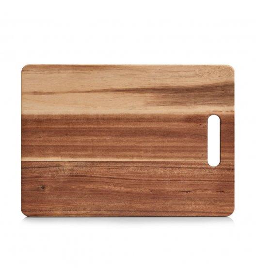 ZELLER Deska do krojenia 25 x 35 cm / drewno akacjowe