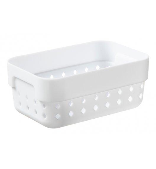 PLAST TEAM SOUL Organizer / koszyk 18,8 x 7,8 x 5 cm / biały / DELHAN