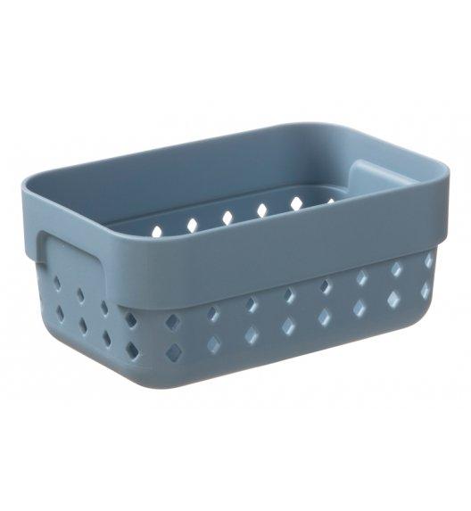 PLAST TEAM SOUL Organizer / koszyk 18,8 x 7,8 x 5 cm / niebieski / DELHAN