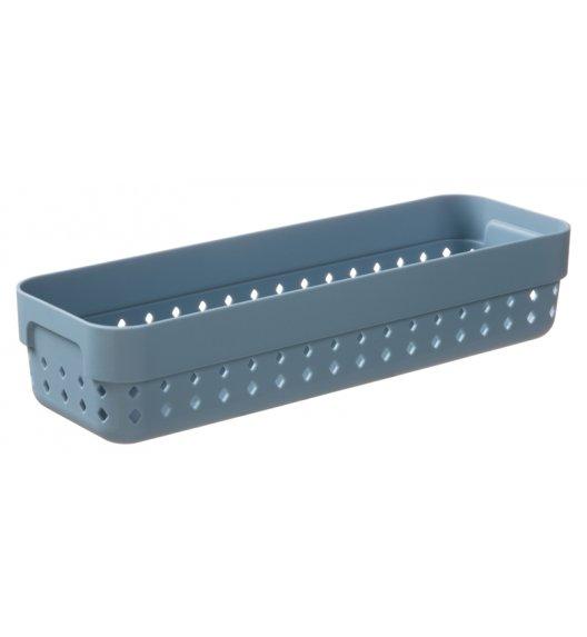 PLAST TEAM SOUL Organizer / koszyk 28,8 x 7,8 x 5 cm / niebieski / DELHAN