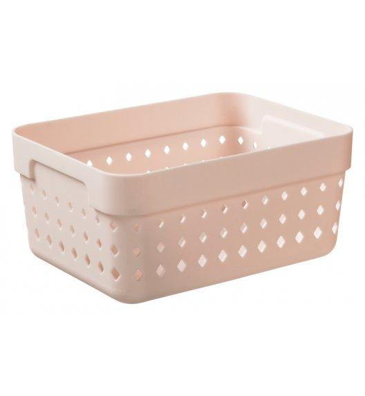 PLAST TEAM SOUL Organizer / koszyk 15,8 x 11,8 x 7,3 cm / pudrowy / DELHAN