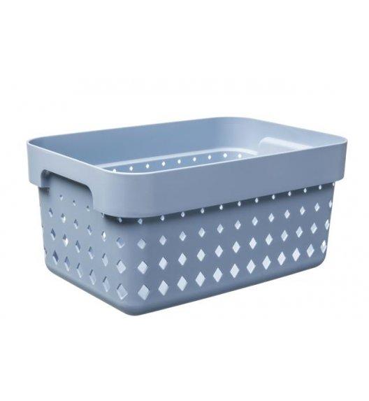 PLAST TEAM SOUL Organizer / koszyk 26 x 18 x 12,6 cm / niebieski / DELHAN