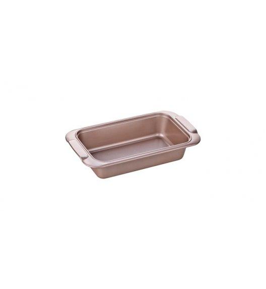 WYPRZEDAŻ! Forma/blacha do pieczenia podłużna keksówka Tescoma Delicia Gold 30 x 16 cm- akcesoria do pieczenia.