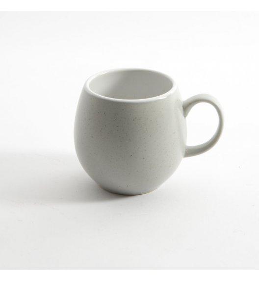 WYPRZEDAŻ! LONDON POTTERY Kubek ceramiczny do herbaty PEEBLE 0,2 l jasnoszary / FreeForm