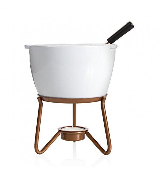 BOSKA MARIE Zestaw do czekoladowego fondue 400 ml / ceramika / LENA