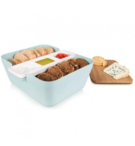 TOMORROW'S KITCHEN BREAD&DIP Pojemnik na pieczywo z deską do krojenia i serwowania / LENA